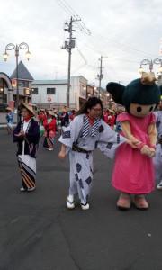 港祭りキャラ